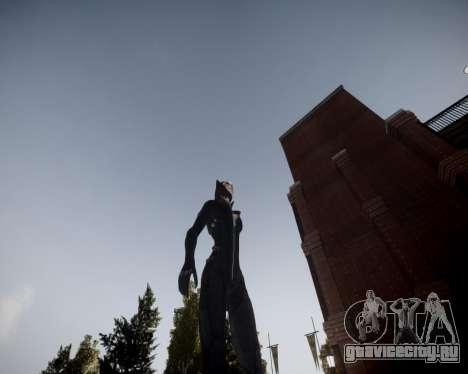 Catwoman v2.0 для GTA 4 седьмой скриншот