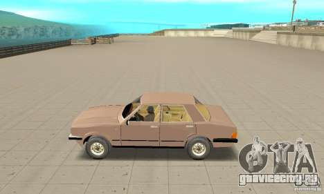 Ford Taunus 1978 для GTA San Andreas вид слева