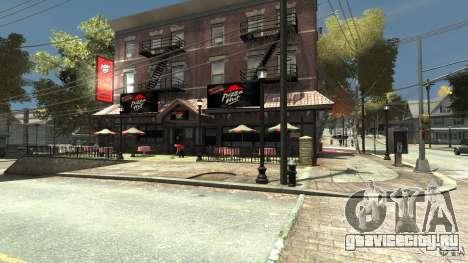 Pizza Hut для GTA 4