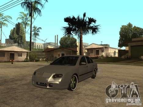 Skoda Octavia Custom Tuning для GTA San Andreas