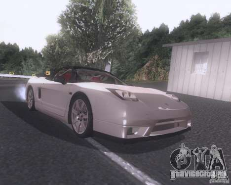 Honda NSX Japan Drift для GTA San Andreas