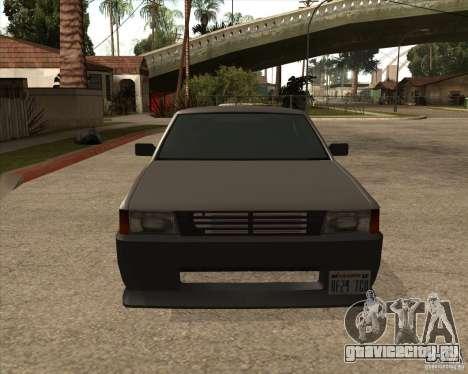 Улучшенная Blistac для GTA San Andreas вид слева