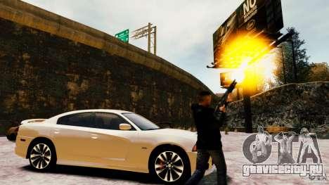 Marshall из Crysis 2 для GTA 4 шестой скриншот