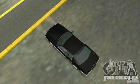 Cadillac Eldorado 1996 для GTA San Andreas вид сзади слева