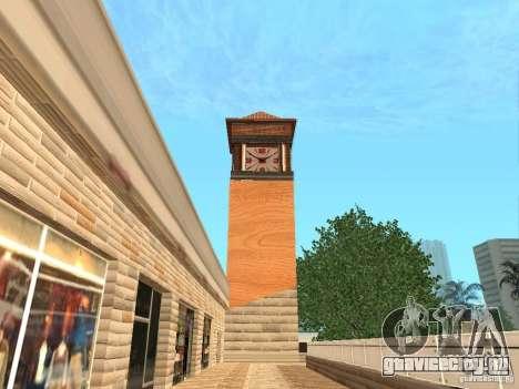 Новые текстуры торгового центра для GTA San Andreas четвёртый скриншот