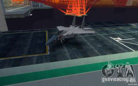 F-15 для GTA San Andreas