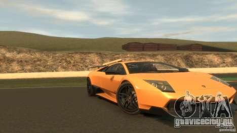 Lamborghini Murcielago VS LP 670 FINAL для GTA 4 вид слева