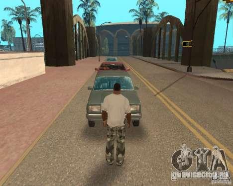 Смерч для GTA San Andreas девятый скриншот