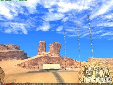 Чернобыль v.1 для GTA San Andreas четвёртый скриншот