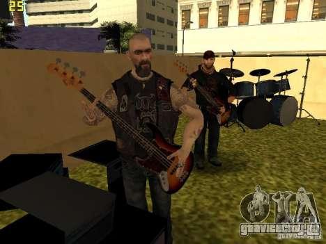 Сектор Газа для GTA San Andreas пятый скриншот
