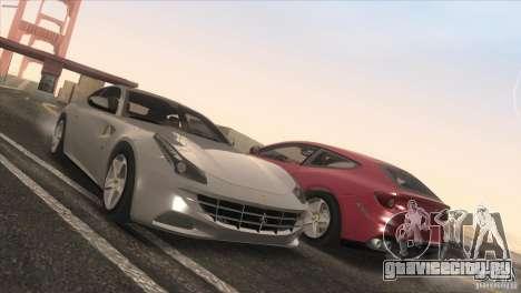 Ferrari FF 2011 V1.0 для GTA San Andreas