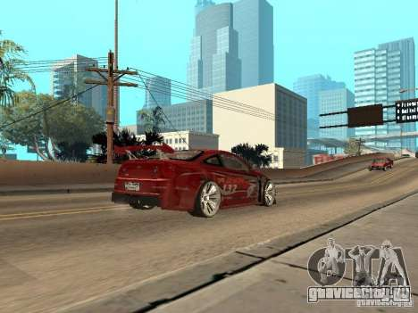 Chevrolet Cobalt SS Shift Tuning для GTA San Andreas вид справа