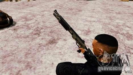 Marshall из Crysis 2 для GTA 4 третий скриншот
