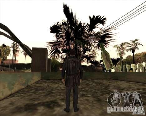 Белые Грувы для GTA San Andreas восьмой скриншот