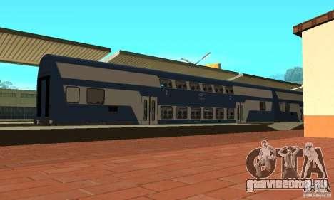 Vagon CFR класса 26-16 Beem для GTA San Andreas