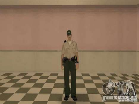Los Angeles Police Department для GTA San Andreas пятый скриншот