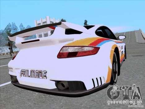 Porsche 997 GT2 Fullmode для GTA San Andreas вид слева