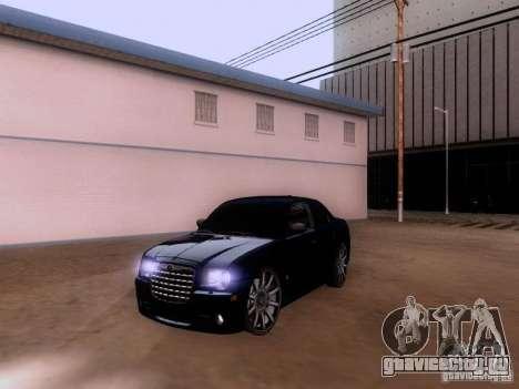 Chrysler 300С SRT8 2007 для GTA San Andreas