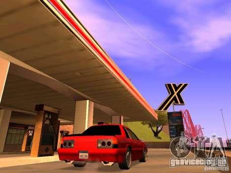 Previon GT для GTA San Andreas вид слева