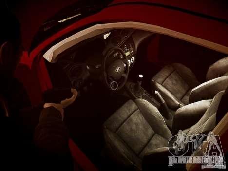 Ford Focus SVT 2003 для GTA 4 вид сбоку