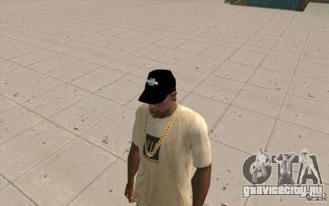 Кепка nfsu2 для GTA San Andreas