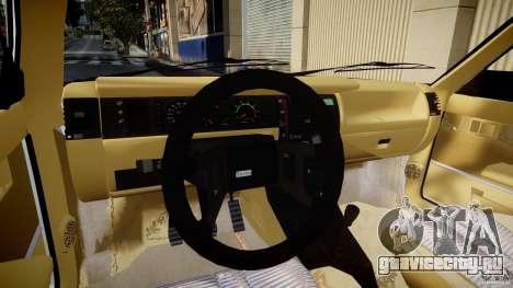 Renault Flash Turbo 11 для GTA 4 вид справа