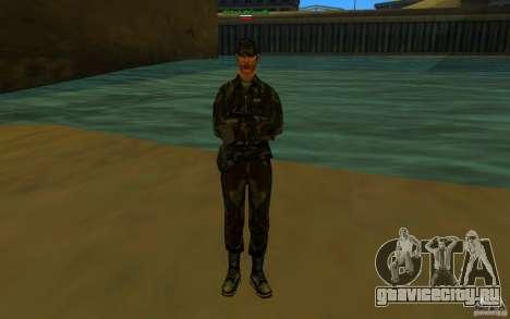 HQ skin Army для GTA San Andreas четвёртый скриншот