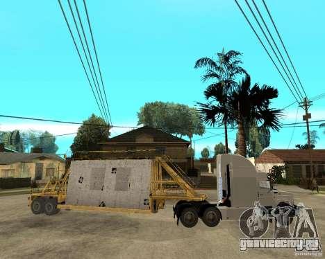 Патч прицепов v_1 для GTA San Andreas вид изнутри