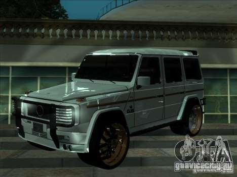 ENB series для слабых видео карт для GTA San Andreas третий скриншот