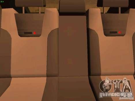 Audi S4 OEM для GTA San Andreas вид сбоку