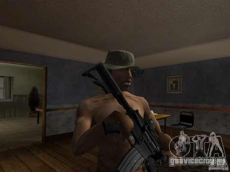 Головные уборы Call of Duty 4: Modern Warfare для GTA San Andreas седьмой скриншот