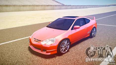 Acura RSX TypeS v1.0 stock для GTA 4