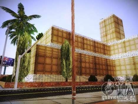 Новый госпиталь Лос-Сантоса для GTA San Andreas седьмой скриншот