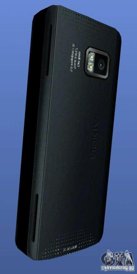 Мобильный телефон Nokia X6 для GTA 4 второй скриншот