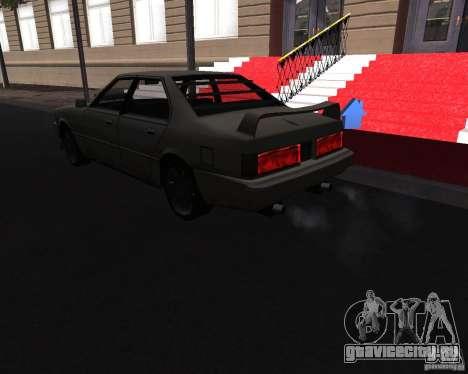 Sentinel XS 1992 для GTA San Andreas