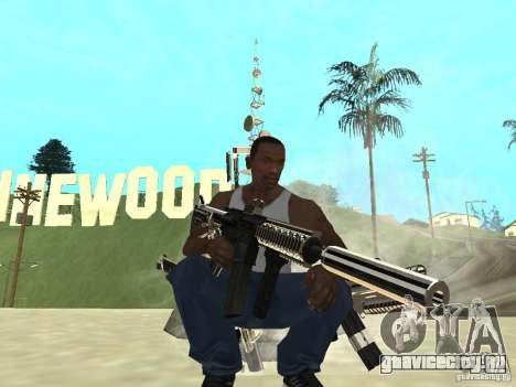 Weapons Pack для GTA San Andreas четвёртый скриншот