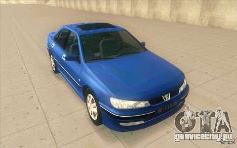 Peugeot 406 1.9 HDi для GTA San Andreas