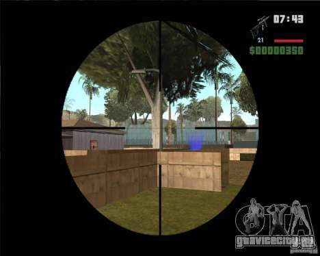 SVD для GTA San Andreas третий скриншот