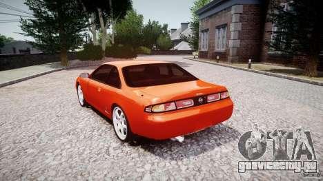 Nissan Silvia Ks 14 1994 v1.0 для GTA 4 вид сбоку