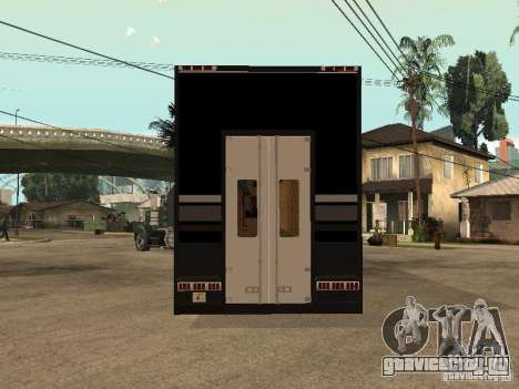Custom Kenworth w900 - Custom - Trailer для GTA San Andreas