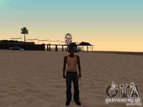 ENBSeries by AlexKlim для GTA San Andreas пятый скриншот