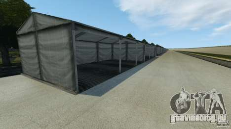 Dakota Raceway [HD] Retexture для GTA 4 третий скриншот