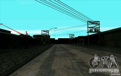 Supernatural ENB V.0.1 для GTA San Andreas третий скриншот