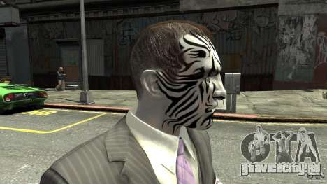 Tatoo 2 для GTA 4 третий скриншот