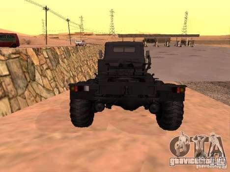 КрАЗ 260V для GTA San Andreas вид справа