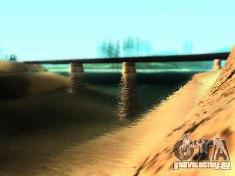 ENBSeries v3 для GTA San Andreas третий скриншот