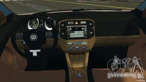 Volkswagen Passat Variant B7 для GTA 4 вид справа
