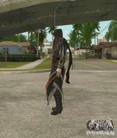 Assassins skins для GTA San Andreas одинадцатый скриншот
