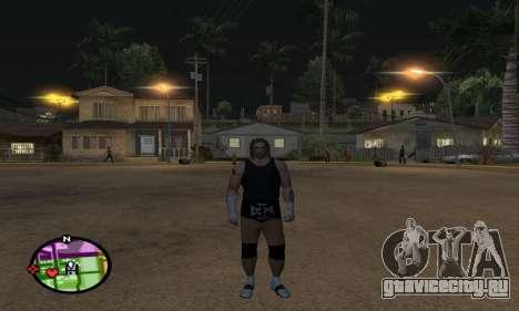 Triple H для GTA San Andreas четвёртый скриншот
