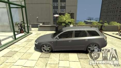 Audi A4 Avant beta для GTA 4